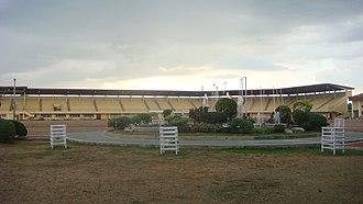 Narciso Ramos - Narciso Ramos Sports Complex and Civic Center (Lingayen, Pangasinan.