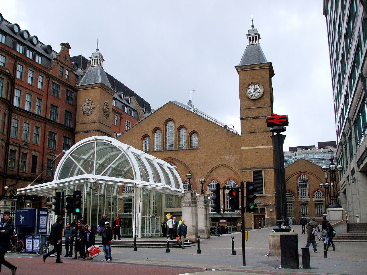 Forex liverpool street station