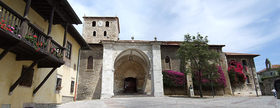 Llanes - Basílica menor