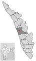 Location of Thrissur Kerala.png