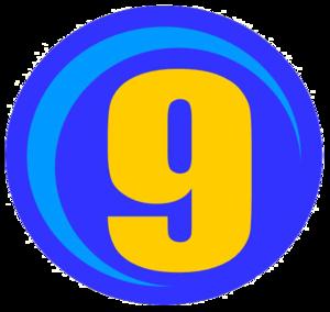 Canal 8 UCV TV - Image: Logo Canal 9 UCV Televisión La Serena 2001 2002