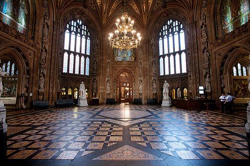 London - The Parliament - 2773