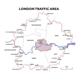 London Traffic Area