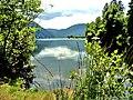 Longemer. Le lac vu du déversoir.jpg
