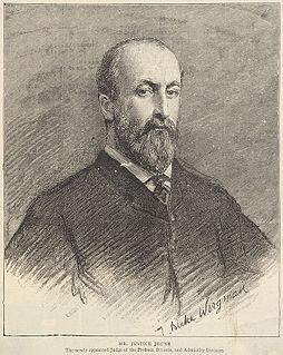 Francis Jeune, 1st Baron St Helier