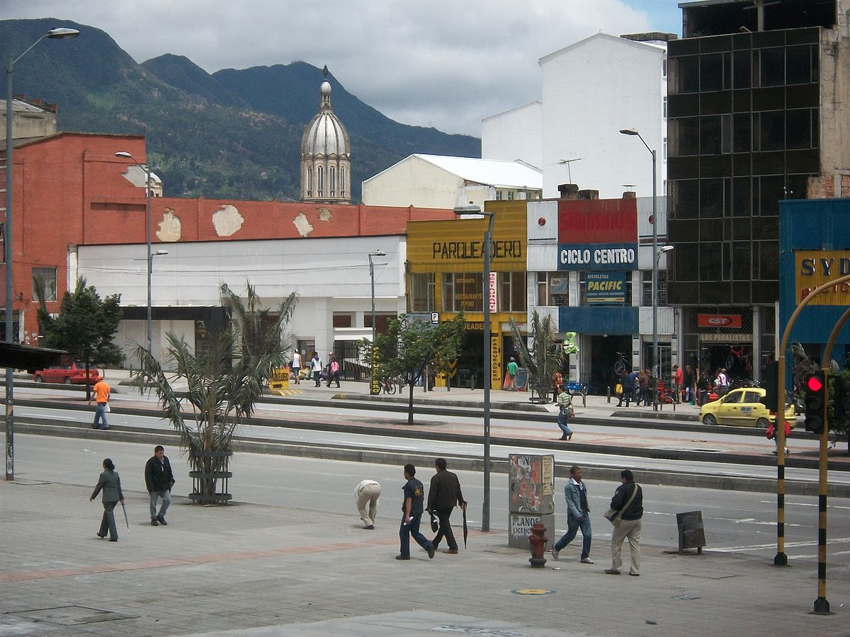 Los m rtires wikipedia for Barrio ciudad jardin norte bogota