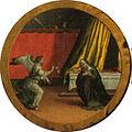 Lotto, madonna del rosario 03 annunciazione.jpg