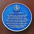 Louis Le Prince blue plaque.jpg