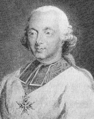 Cardinal de Rohan - Members of the Rohan family had filled the office of bishop of Strasbourg from 1704.