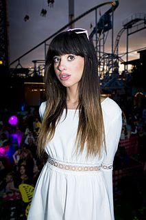 Foxes (singer) British singer, songwriter and model