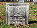 Lowrie (James), Lebanon Church Cemetery, 2015-10-23, 01.jpg