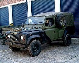 Land Rover Veicoli Militari