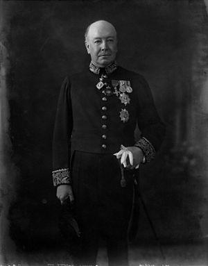 Ludovic Charles Porter - Sir Ludovic Charles Porter in 1923