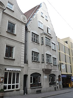 Ludwigstraße in Augsburg