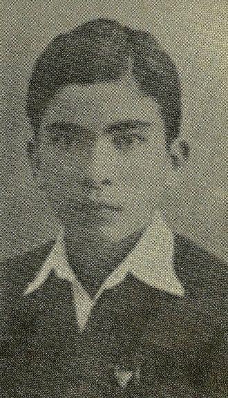 Luis Herrera Campins - Luis Herrera at the age of 15