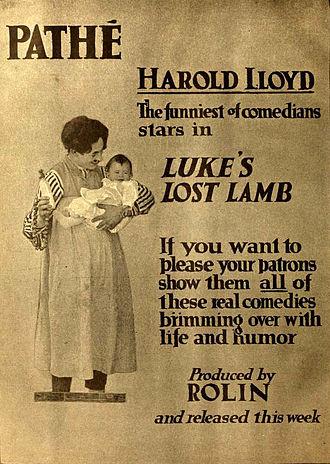 Luke's Lost Lamb - Image: Luke's Lost Lamb