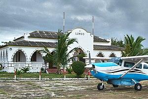 Lumbo Airport - Airport Terminal