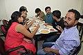 Lunch - West Bengal Wikimedians Strategy Meetup - Kolkata 2017-08-06 1745.JPG