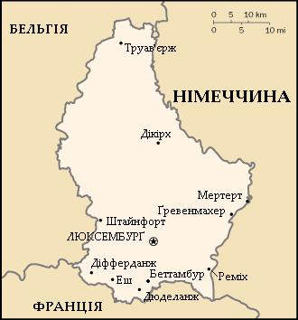 Luxemburg-mapa-ukr