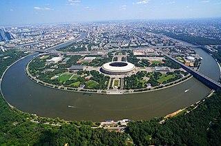 Luzhniki Stadium sports stadium in Russia