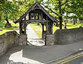 Lych gate, St Thomas' Church, Hazel Grove.jpg