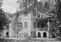 Lynch House, U.S. Routes 17 & 701, McClellanville vicinity (Charleston County, South Carolina).jpg