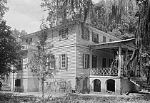 Lynch House, U.S. Routes 17 & 701, McClellanville vicinity (Charleston County, South Carolina).jpg