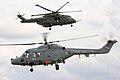 Lynx & Merlin - RNAS Yeovilton 2006 (2438891001).jpg