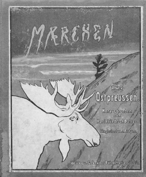 File:Märchen aus Ostpreußen (1914).djvu