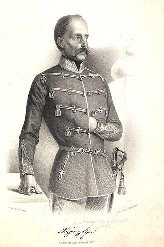 Minister of Defence (Hungary) - Image: Mészáros Lázár honvédaltábornagy