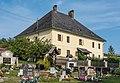 Mölbling Meiselding 1 ehem. Pfarrhof Kindergarten NW-Ansicht 29082018 4427.jpg