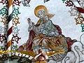 Møgeltønder Kirke - Deckenfresko 7 Madonna.jpg