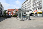 Mülheim adR - Synagogenplatz + Alte Post 01 ies.jpg