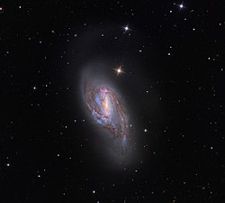 M66 Galaxy from the Mount Lemmon SkyCenter Schulman Telescope courtesy Adam Block.jpg