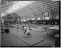 MAIN FLOOR, GYMNASIUM - U.S. Naval Academy, McDonough Hall, Annapolis, Anne Arundel County, MD HABS MD,2-ANNA,65-3-8.tif