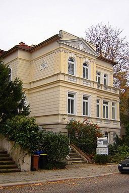 Beethovenstraße in Magdeburg