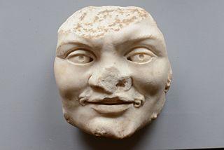 Masque bachique Ra 36 d