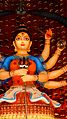 Maa Durga Images - An image of Goddess Durga from Kolkata.jpg
