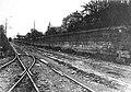 Maastricht, tramrails Belgische tram bij Neercanne, 1910.jpg