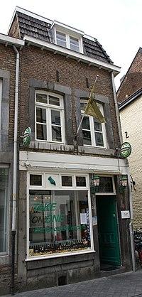 Maastricht - rijksmonument 27840 - Rechtstraat 28 20100529.jpg