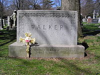 Madam C. J. Walker Grave 2009.JPG