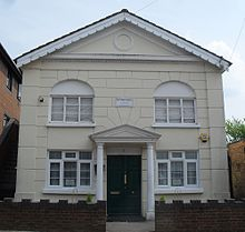 Madina Mosque (Formerly Jireh Independent Chapel), Park Terrace East, Horsham.jpg