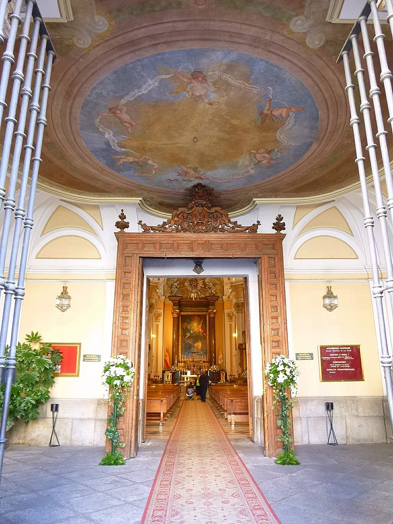 Madrid - Iglesia Arzobispal Castrense 28.jpg
