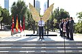 Madrid y México reafirman sus lazos de unión con la escultura Alas de México 07.jpg