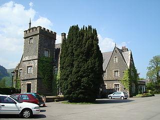 Maenan Abbey