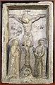 Maestro di sant'anastasia, crocifissione, 1300-50 ca.jpg