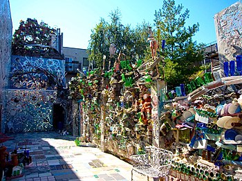 Philadelphia 39 S Magic Gardens Wikipedia