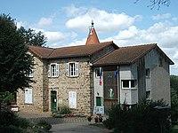 Mairie de Crevant-Laveine 2017-08-19.JPG