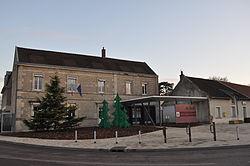 Mairie de Quetigny, Côte-d'Or.jpg