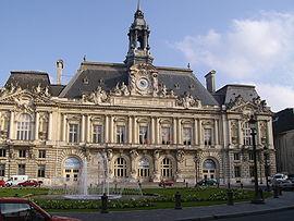 El ayuntamiento de tours